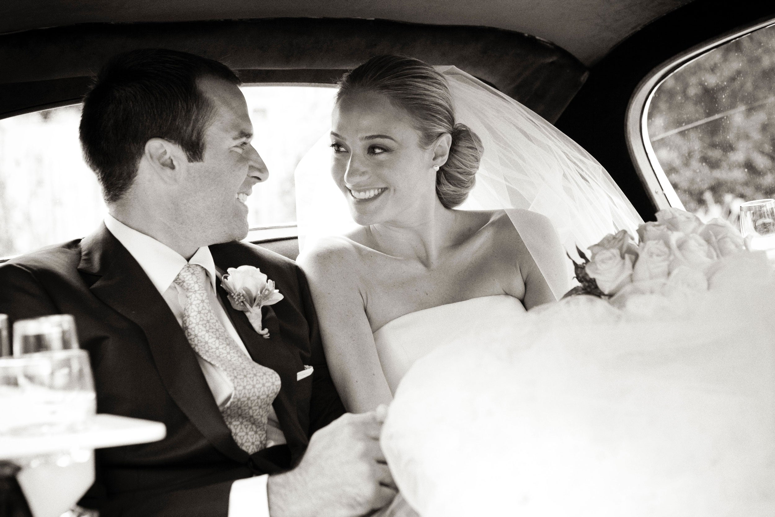 Pickett's Press Real Brides - Adrienne & Mike were wed at Holy Cross Church in Rumson, New Jersey.