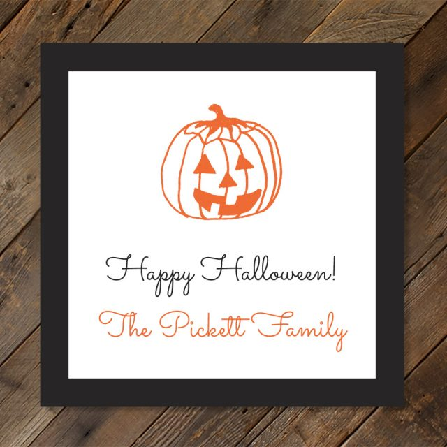 Pickett's Press holiday stickers go on everything - you need these!