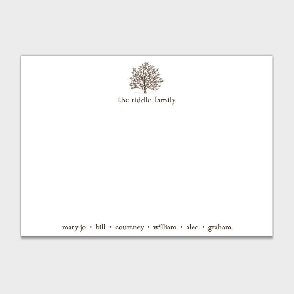Crabapple Tree Stationery