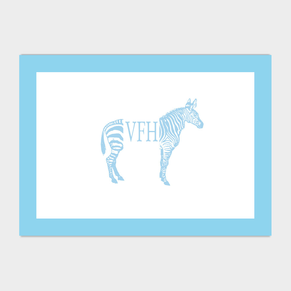 Zebra Enclosure Card