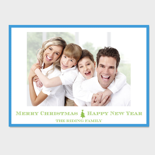 Whole Lot of Joy Holiday Card