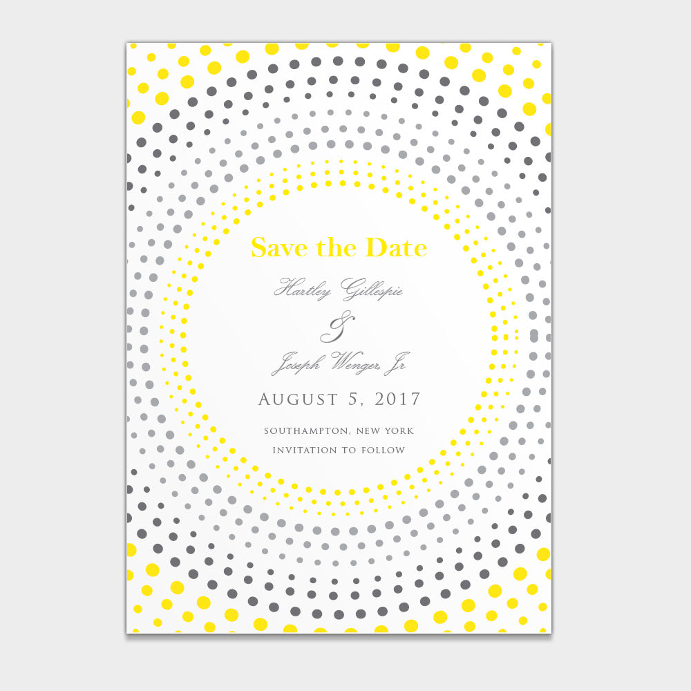 Hartley & Joe Save the Date