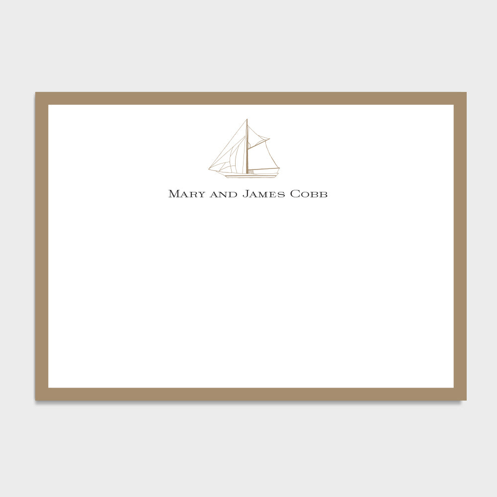 Mary & James Stationery