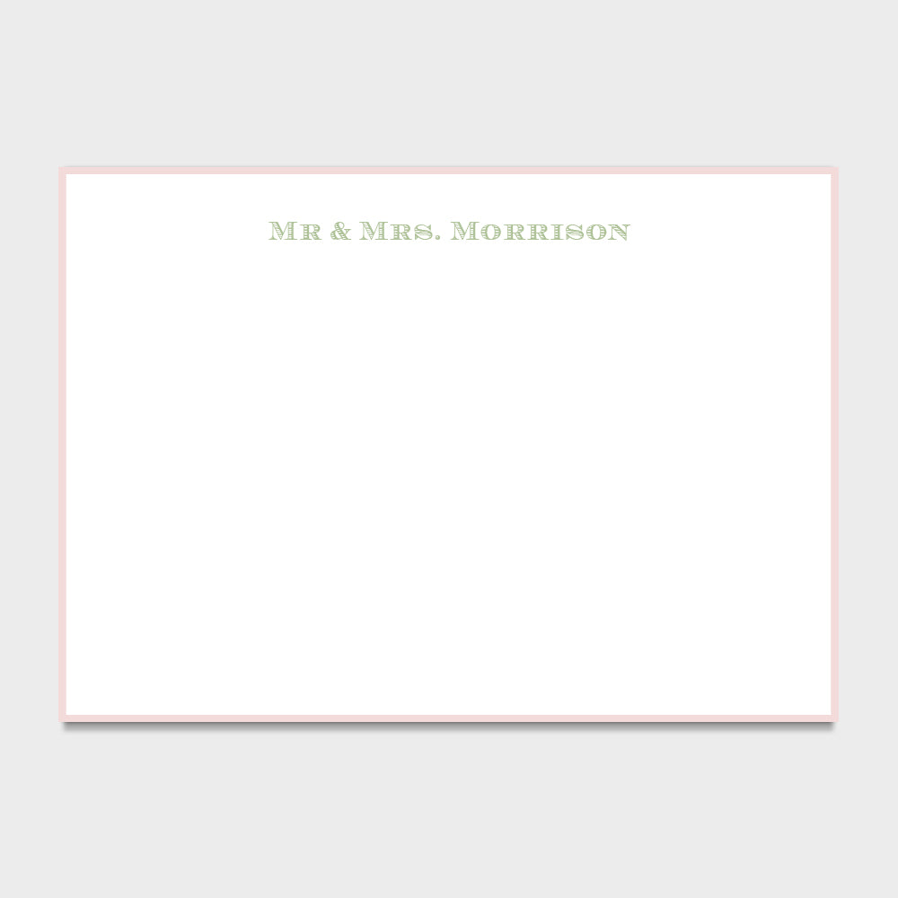 Mia & Winn Stationery