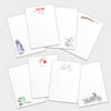 Manly Box Note Cards