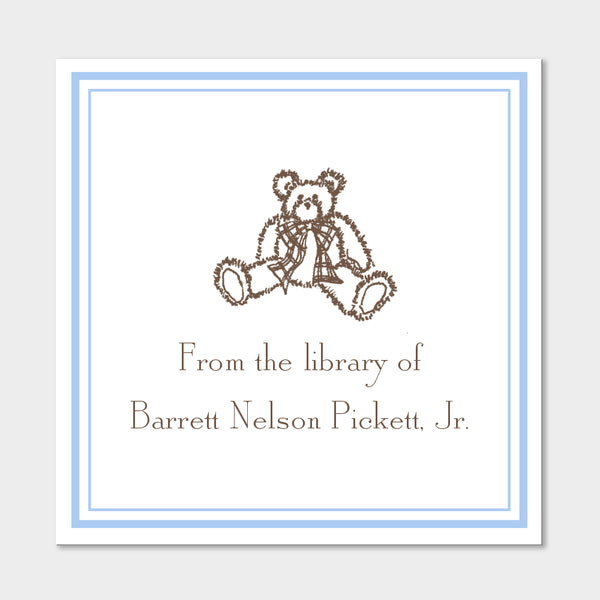 Steiff Bear Book Plates