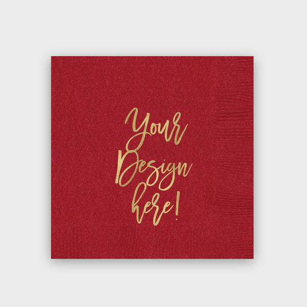 Create Your Design Napkins