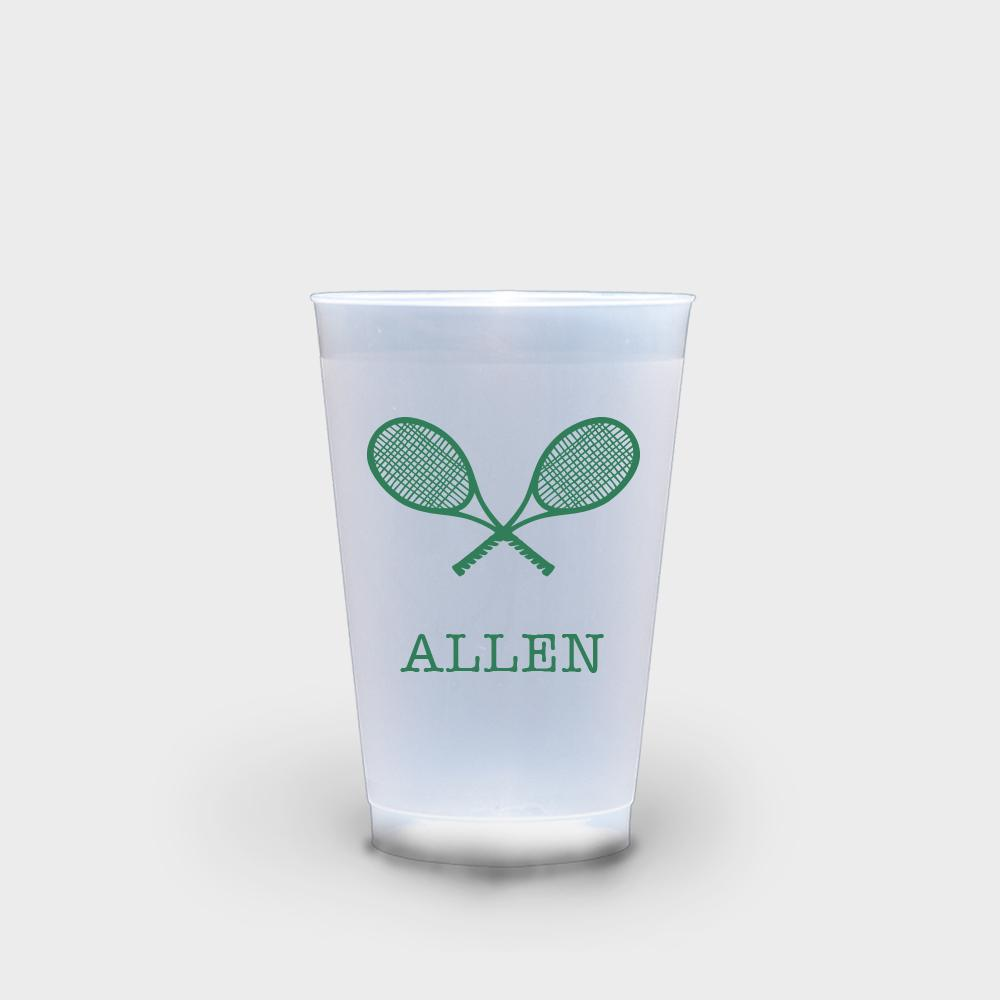 Tennis Roadie Cups 16 oz