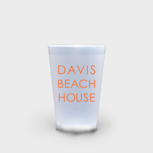 Beach House Roadie Cups 16 oz