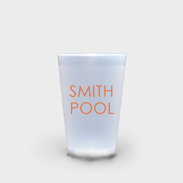 Pool Roadie Cups 16 oz