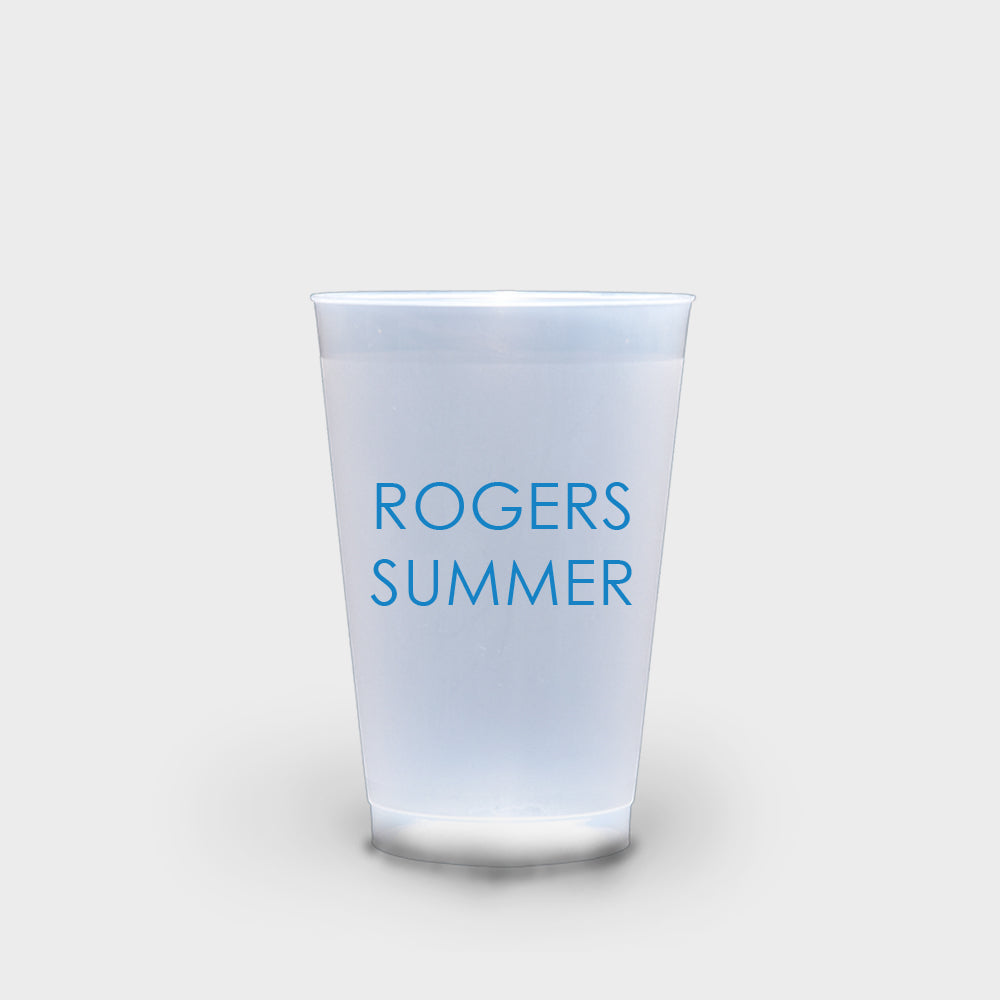 Summer Roadie Cups 16 oz
