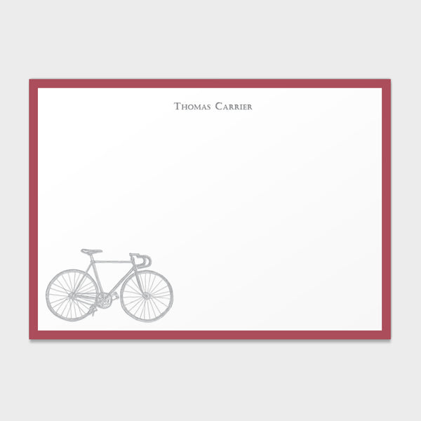 Cyclist Stationery