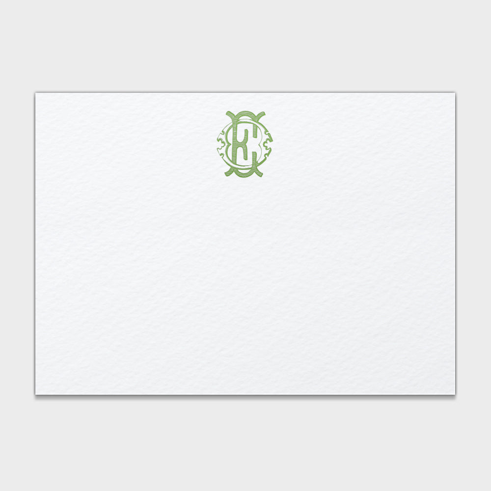 Elizabeth & Olly Stationery
