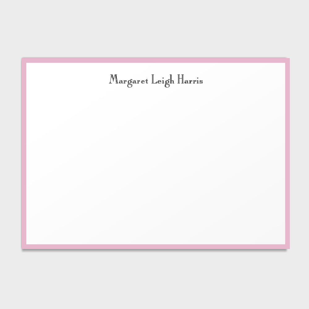 Margaret Leigh Stationery