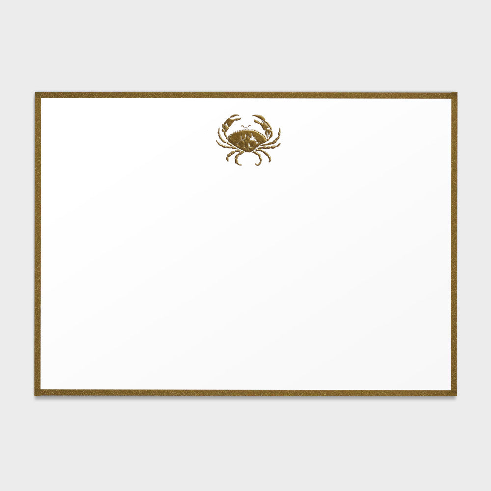 Crab Note Cards