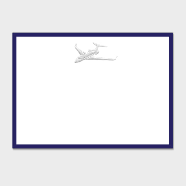 Airplane Note Cards