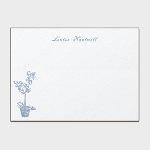 Louise Bluebell Orchid Gift Set