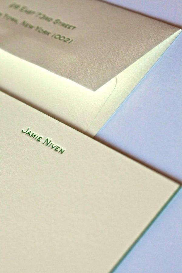 Niven Stationery