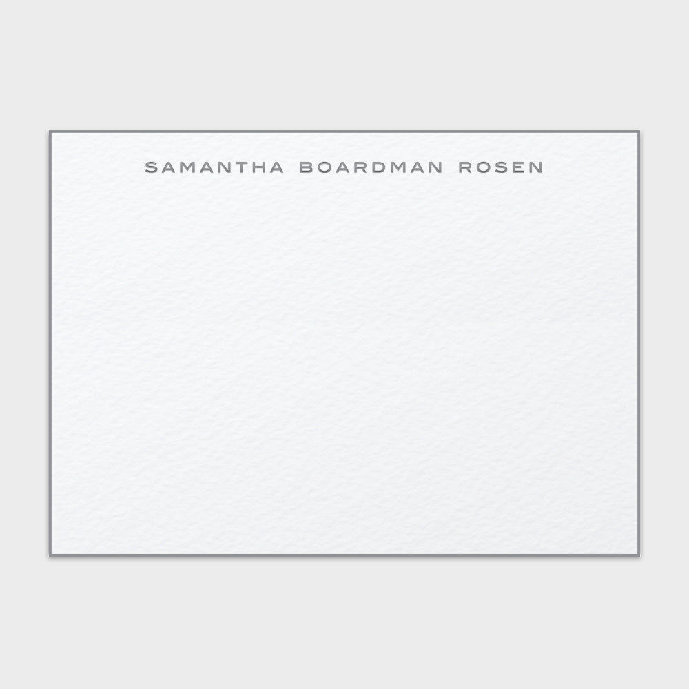 Samantha Stationery