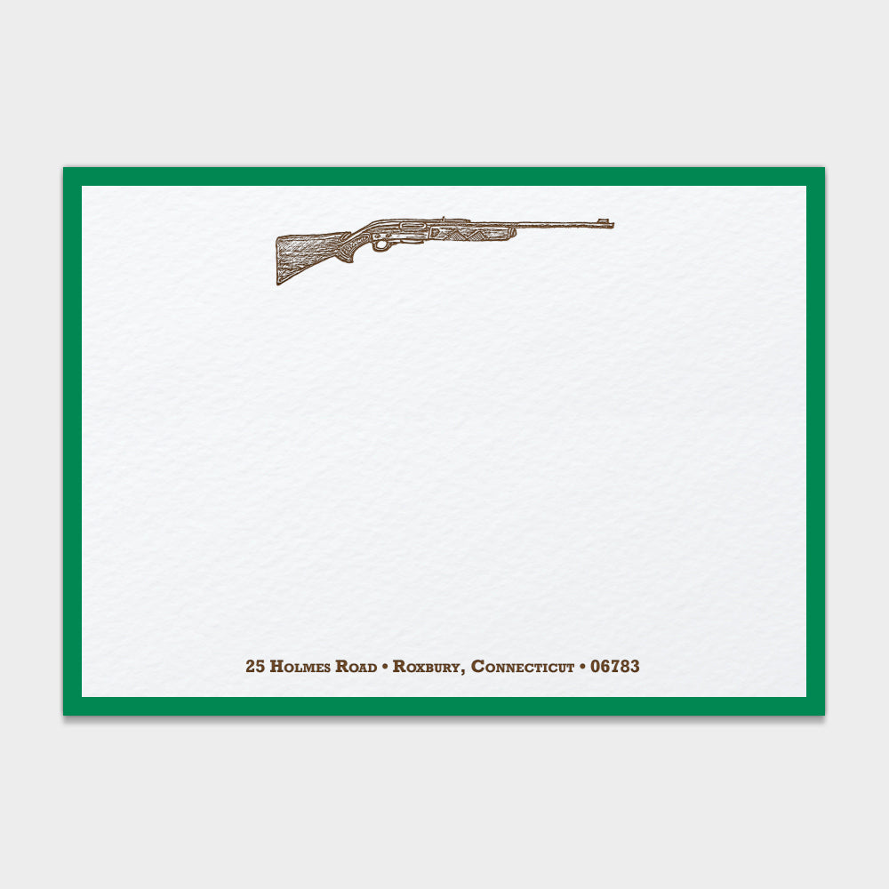 Hunting Note Cards
