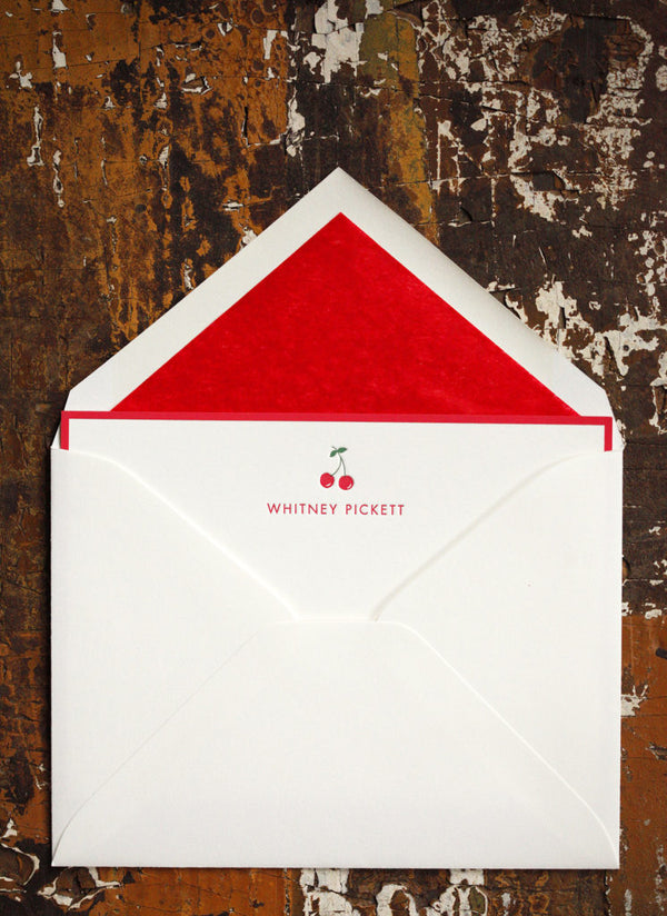 Whitney Stationery