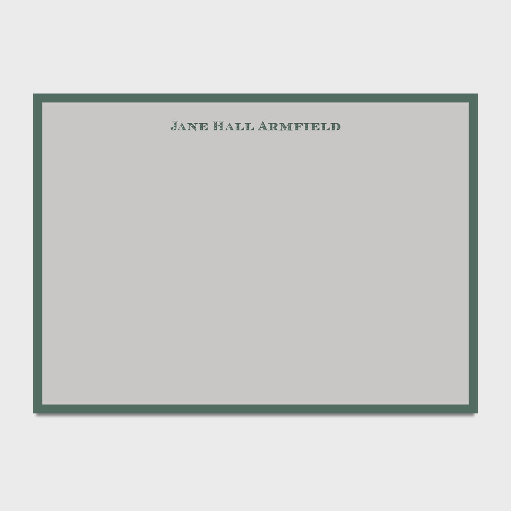 Jane Stationery