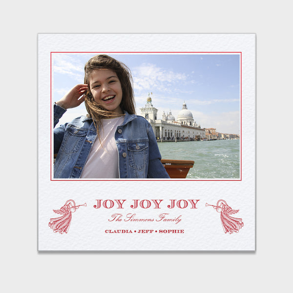 Venice Holiday Card