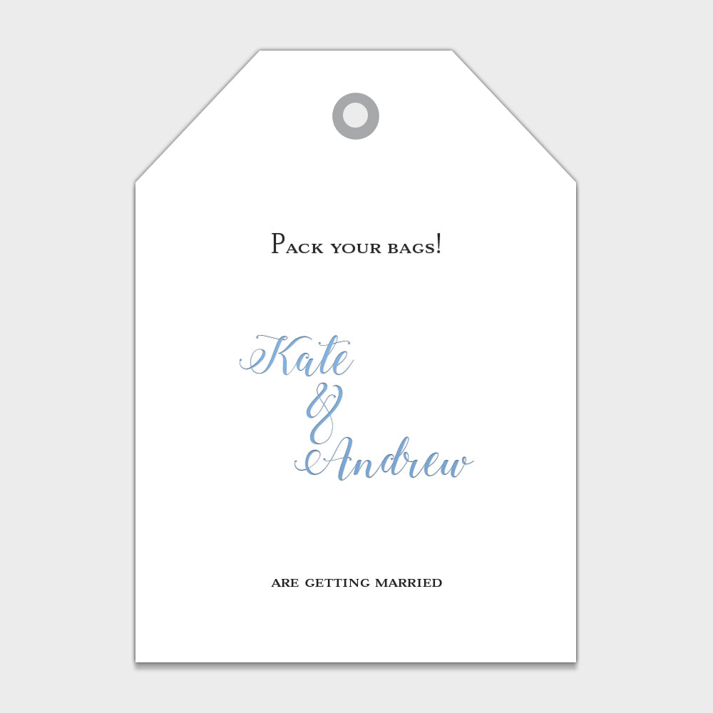 Kate & Andrew Save the Date