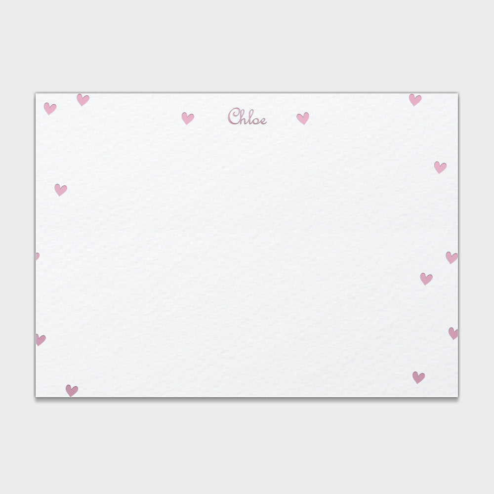 Chloe Stationery