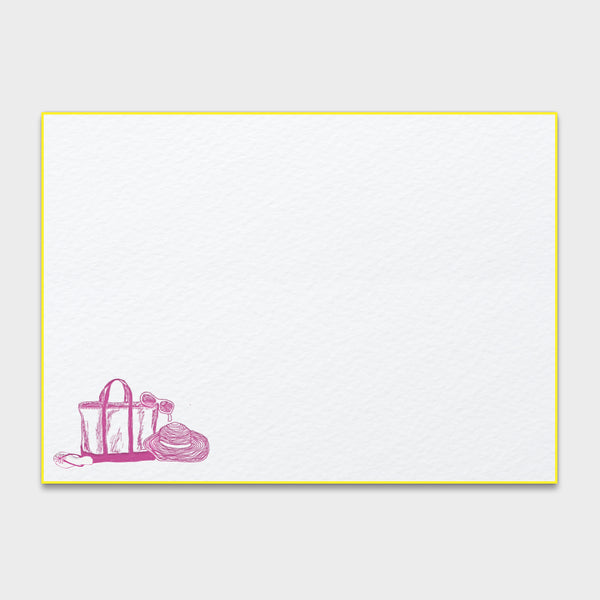 SummerTime Note Cards