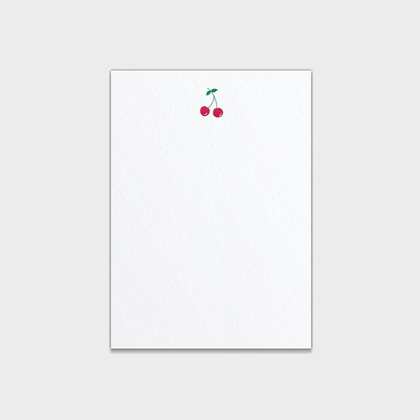 Cherries Note Cards **OUT OF STOCK**