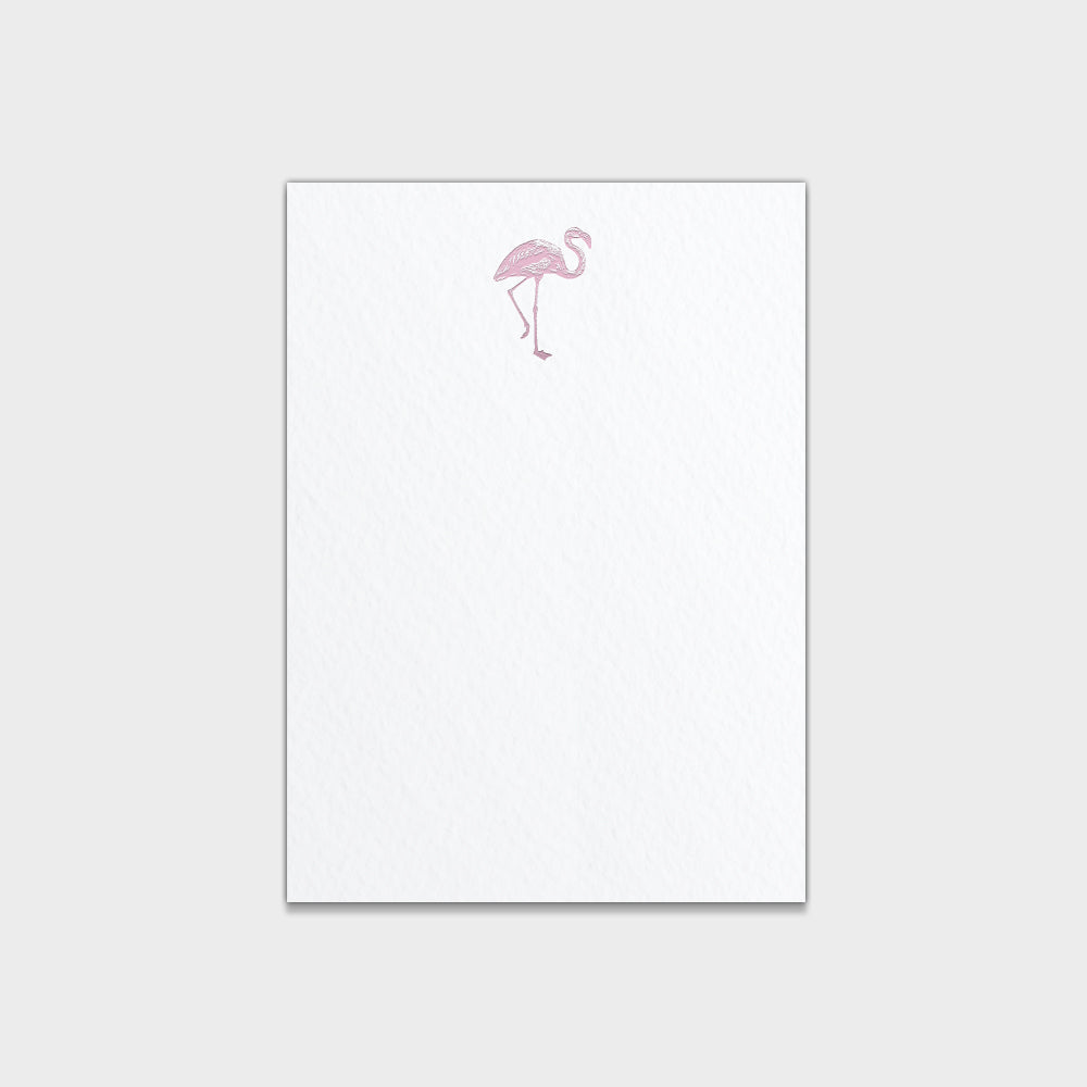 Flamingo Small Note Cards