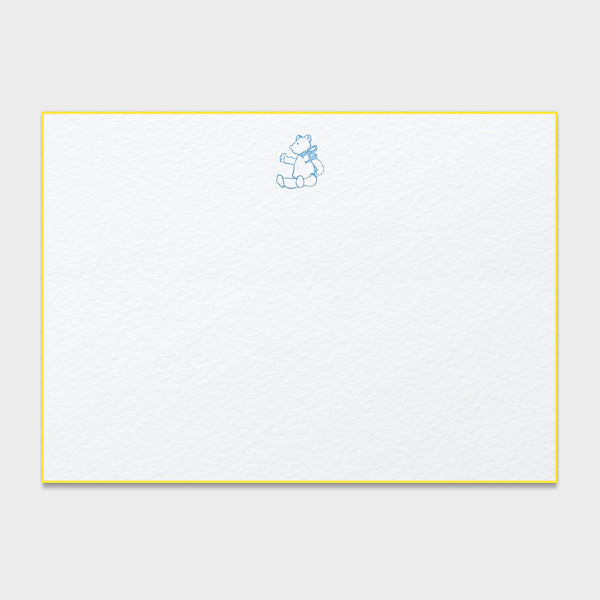 Teddy Bear Note Cards