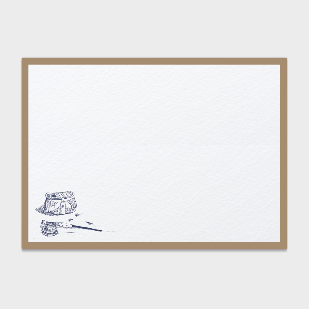 Fly Fishing Note Cards