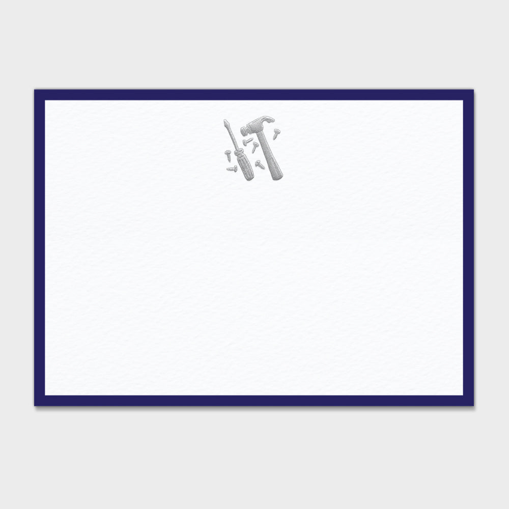 Handy Man Note Cards