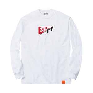 SPLIT LONG SLEEVE