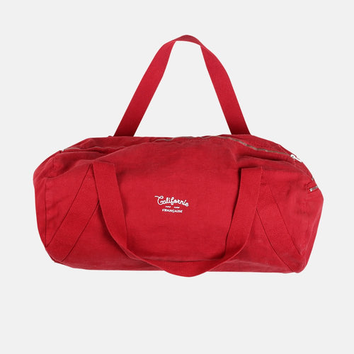 Photo de l'article Sports Bag Vintage Red