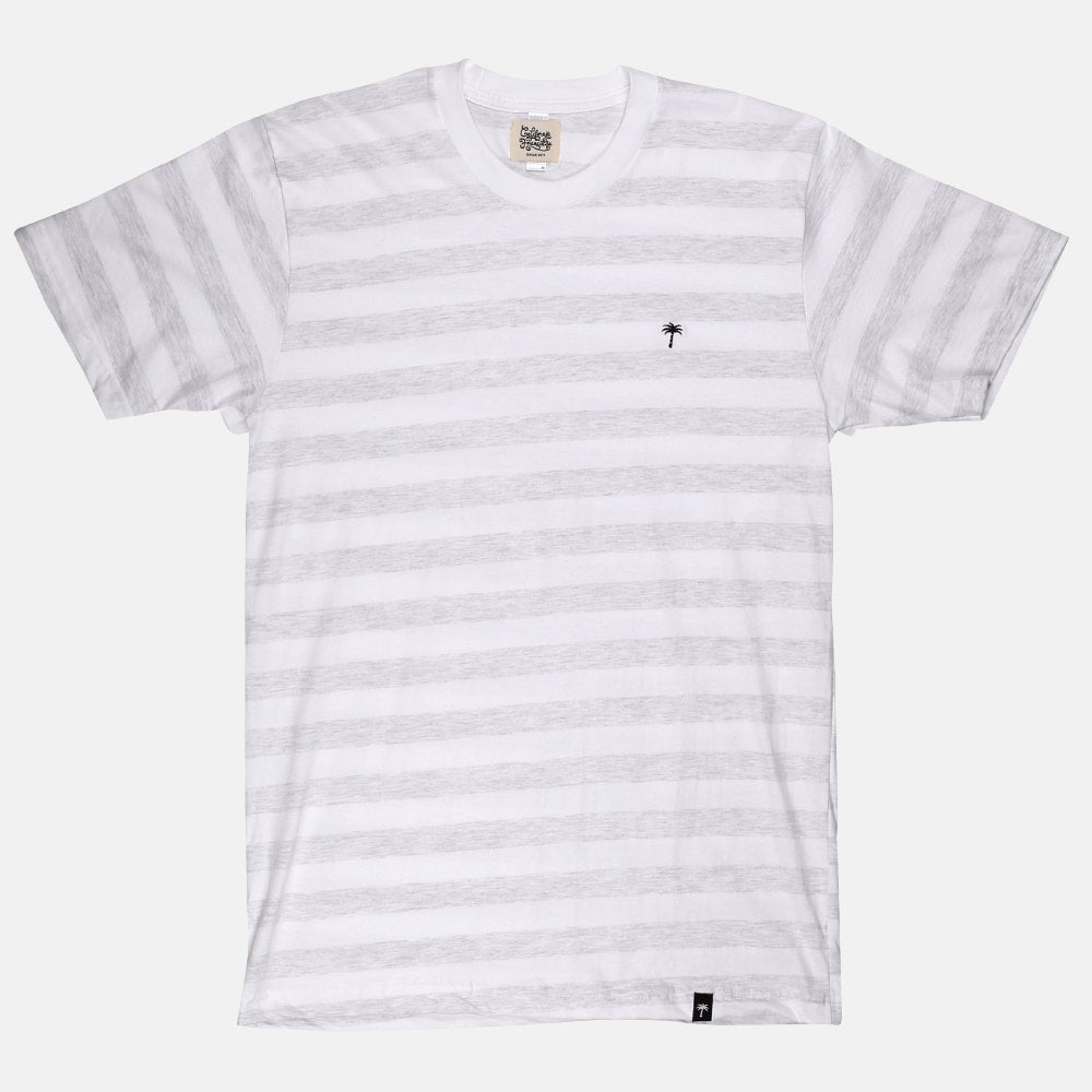 T-shirt Gray Stripes