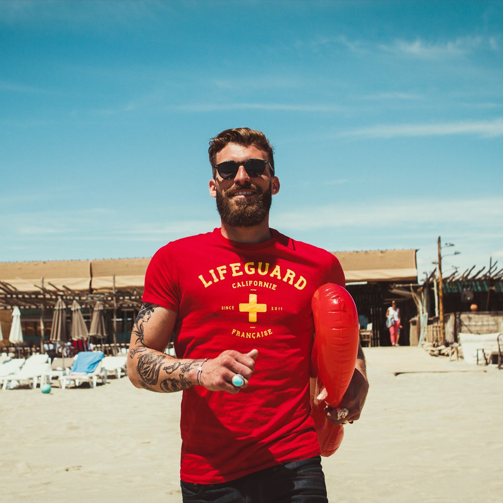 T-shirt Lifeguard