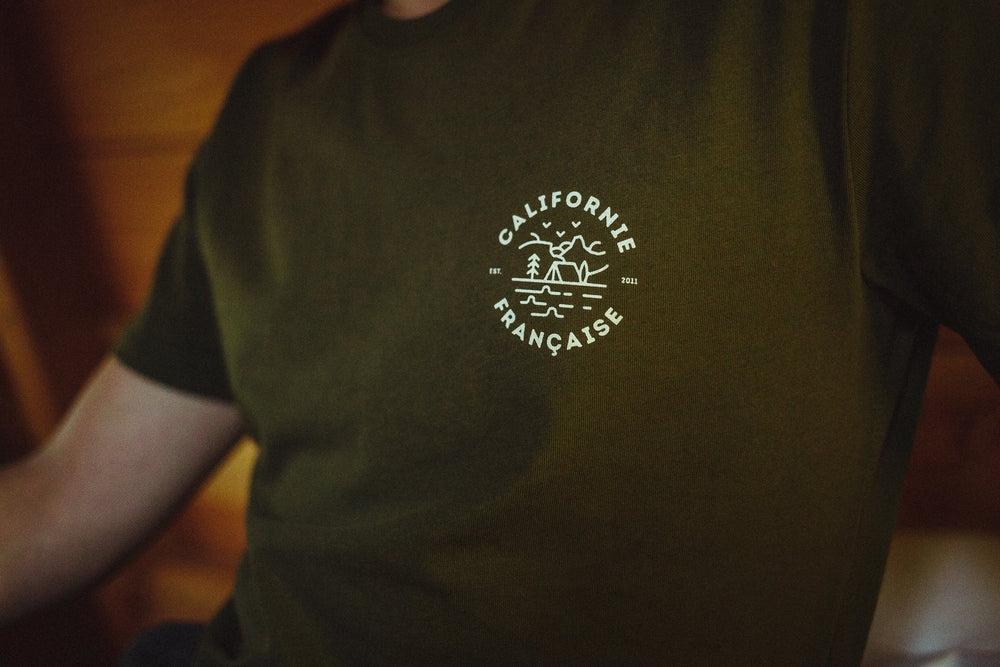 T-shirt NPS Sancy