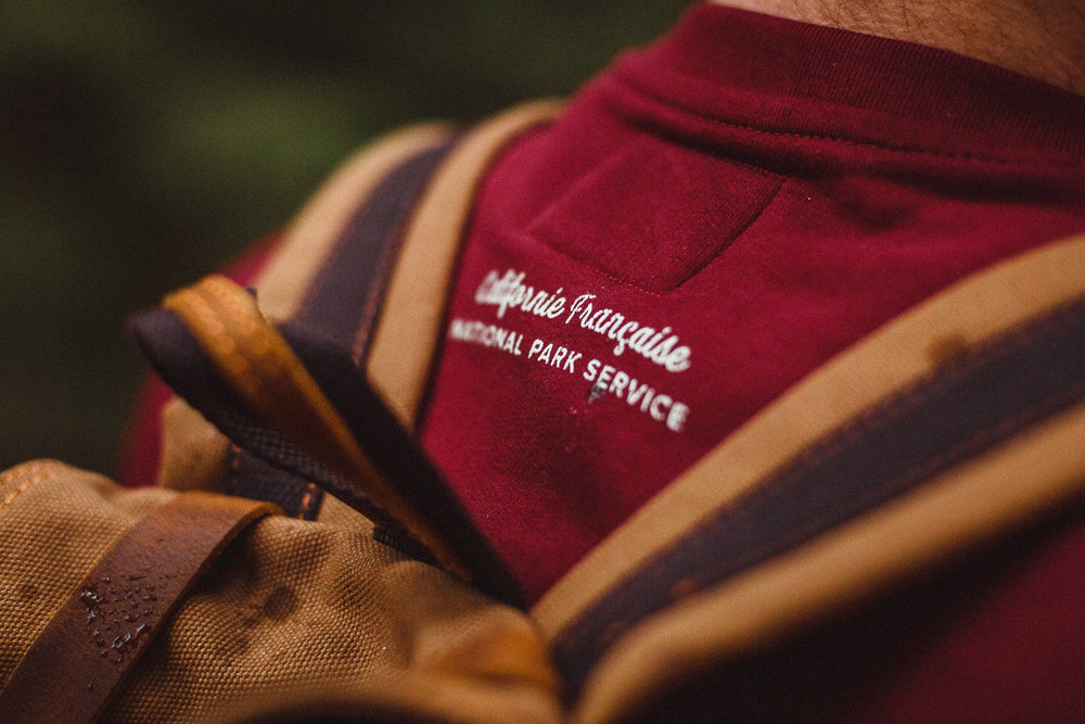 Sweatshirt NPS Burgundy