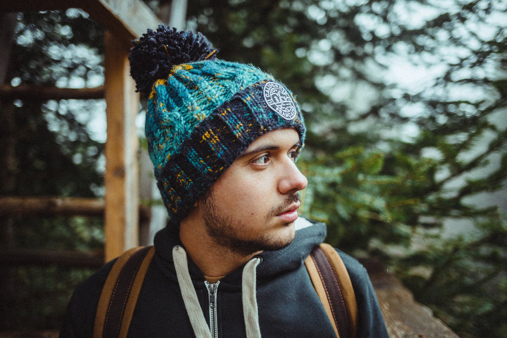 Mountain Beanie – Oceanic