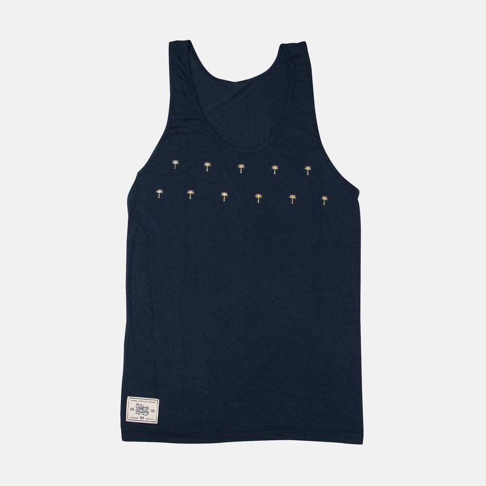 Women Midnight & Gold Tank
