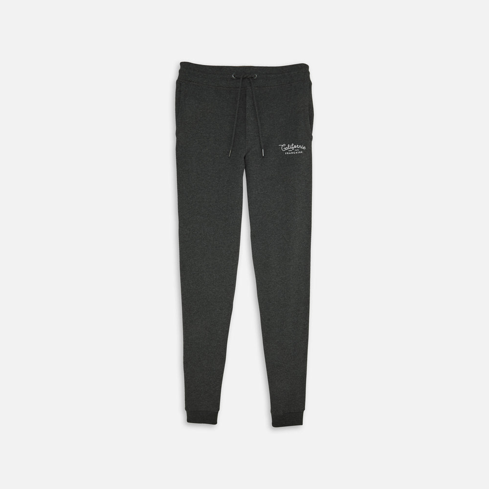 Women Jogging Pants Dark Gray