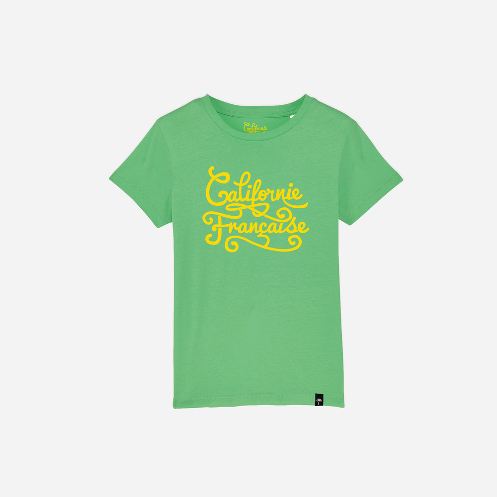 T-shirt Kids Green