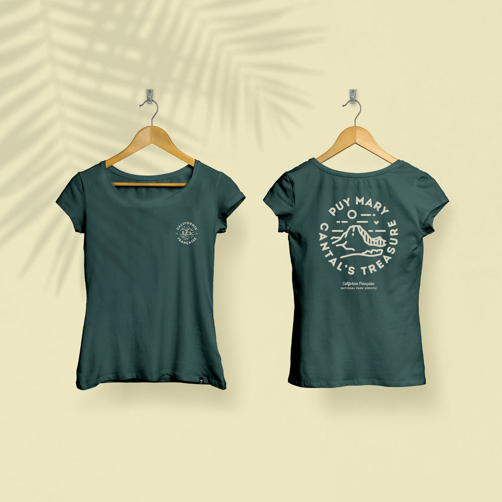 Women T-shirt NPS Puy Mary