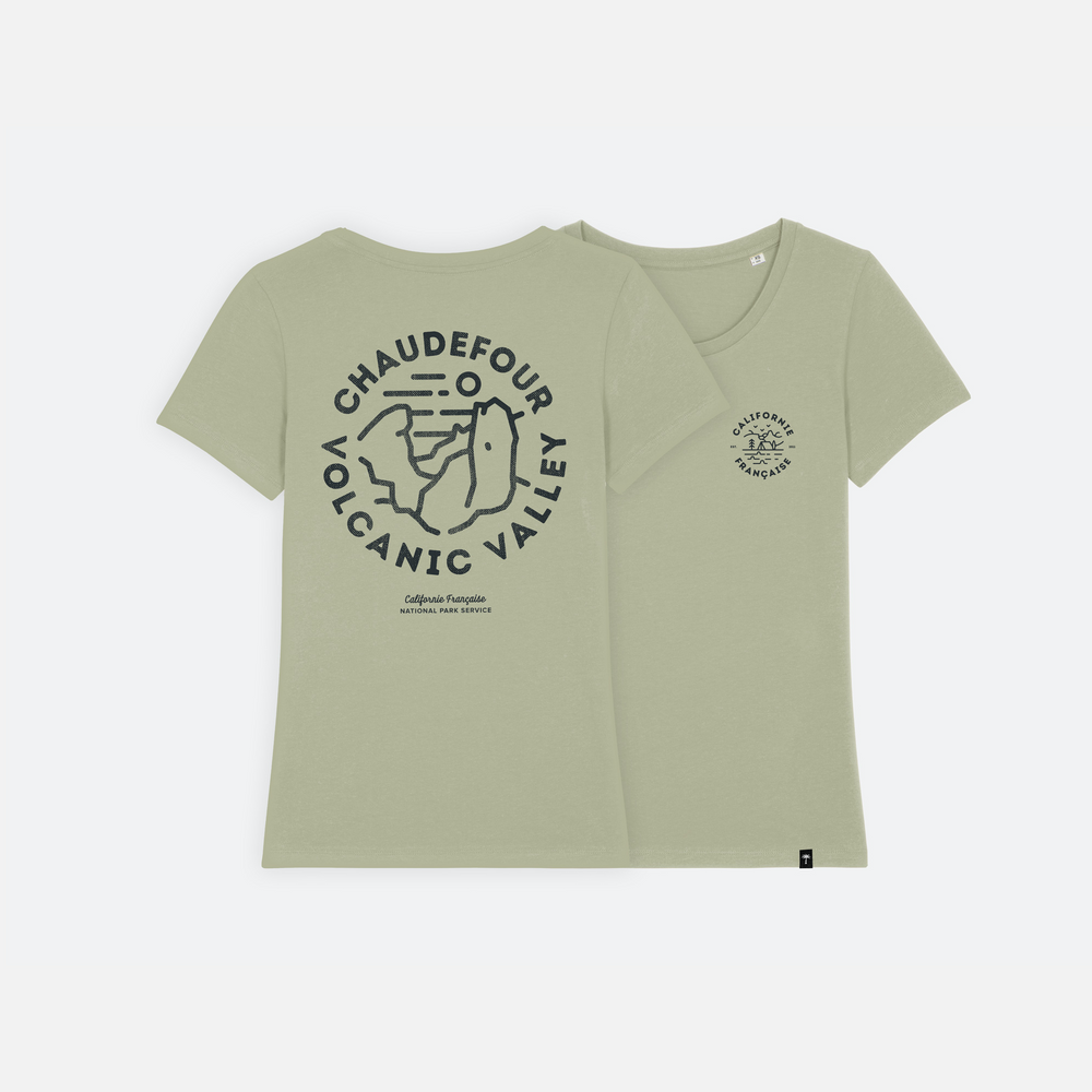 Women T-shirt NPS Chaudefour