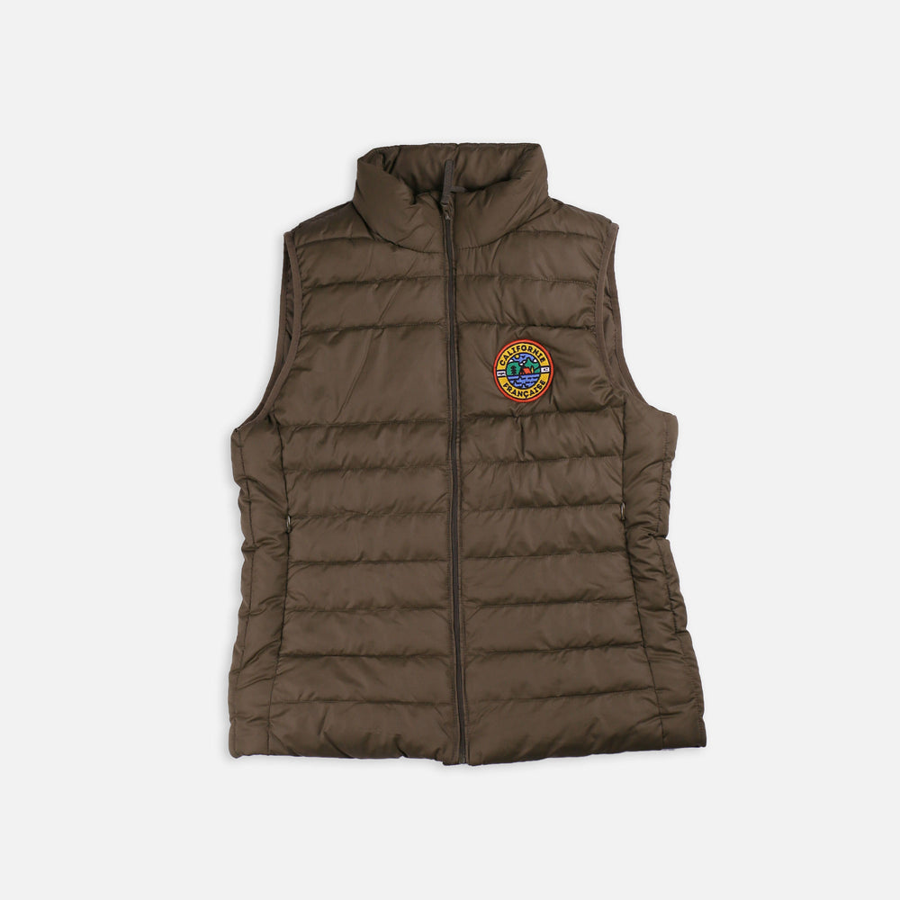 Women Puffy Jacket NPS