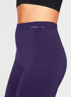 JILL BIKE SHORTS DARK PURPLE