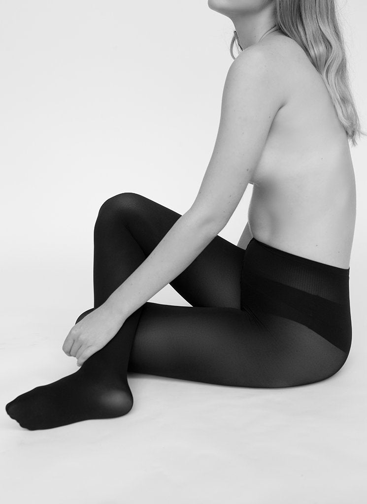 LIA PREMIUM TIGHTS NEARLY BLACK